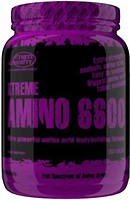 Фото Fitness Authority Xtreme Amino 6600 250 таблеток