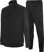 Фото Adidas спортивный костюм Sereno Black/Grey