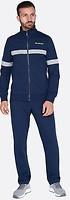 Фото Lotto спортивный костюм Suit Dual II BS RIB FT Navy Blue (213268/1CI)