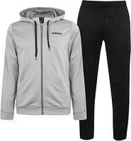 Фото Adidas спортивный костюм Hooded Poly Track Suit