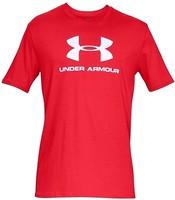 Фото Under Armour футболка Sportstyle Logo Short Sleeve (1329590)