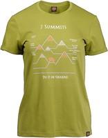 Фото Turbat футболка 7 Summits женская