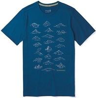 Фото Smartwool футболка Merino Sport 150 Prominent Peaks Tee Men's (SW015160)