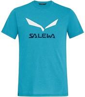 Фото Salewa футболка Solidlogo Dri-Release Men's
