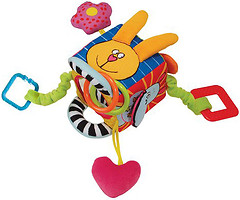 Фото Taf Toys Кубик Забавные зверушки (10765, 04378)