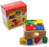 Фото Мир деревянных игрушек Занимательная коробка (Д029)