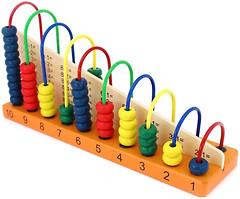 Фото Мир деревянных игрушек Арифметический счет (Д013)