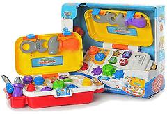 Фото Limo Toys Говорящий чемоданчик с инструментами (M1361)
