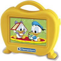 Фото Clementoni Кубики Малыши Дисней (40649)