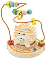 Фото Мир деревянных игрушек Лабиринт Мурлыка (Д387)
