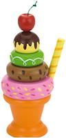Фото Viga Toys Мороженое с вишенкой (51322)