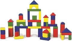 Фото Viga Toys Набор строительных блоков 50 штук (59542)