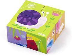 Фото Viga Toys Насекомые (50160)