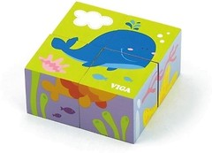 Фото Viga Toys Подводный мир (50161)
