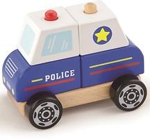 Фото Viga Toys Полицейская машина (50201)