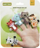 Фото Baby Team Пальчиковый театр Веселая детвора (8700)