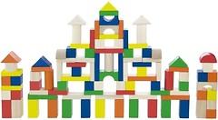 Viga Toys Город 100 блоков (50334)