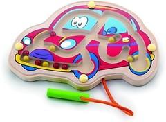 Фото Viga Toys Лабиринт Машина (50163)