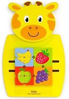 Фото Viga Toys Жираф с фруктами (50680)