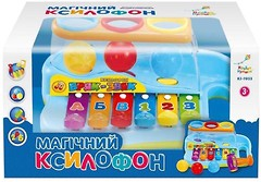 Фото Країна іграшок Магический ксилофон (KI-7035)