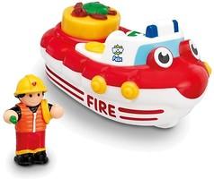 WOW Пожарный катер Феликс (01017)