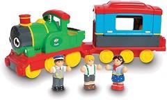 WOW Sam's Steam Train (08000)