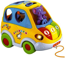 Joy Toy Машинка-сортер Автошка (9198)