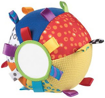 Фото Playgro Музыкальный шарик (0180271, 4924)