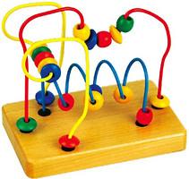 Мир деревянных игрушек Лабиринт 1 (Д070)
