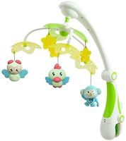 Фото Baby Mix Музыкальный мобиль Green (RC-822-206)