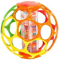 Фото Bright Starts Мяч Oball с погремушкой Лабиринт (81030)