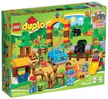 Фото LEGO Duplo Лесной заповедник (10584)