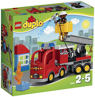 Фото LEGO Duplo Пожарный грузовик (10592)