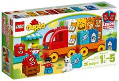 Фото LEGO Duplo Мой первй грузовик (10818)