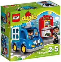 Фото LEGO Duplo Полицейский патруль (10809)