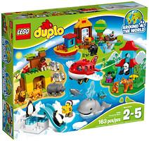 Фото LEGO Duplo Вокруг света (10805)
