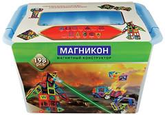 Фото Магникон Конструктор магнитный (MK-198)