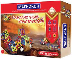 Фото Магникон Конструктор магнитный (MK-66)