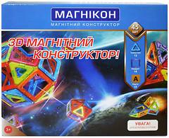 Фото Магникон Конструктор магнитный (MK-45)