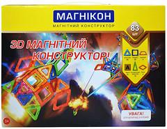 Магникон Конструктор магнитный (MK-83)