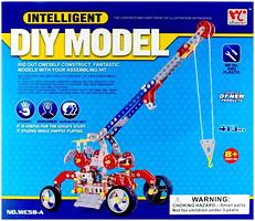 Фото Weicheng Toys Мобильный автокран со стрелой (WC58-A)