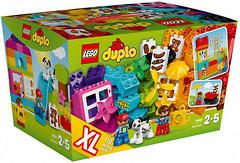 Фото LEGO Duplo Большая коробка для творчества (10820)