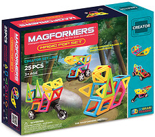 Magformers Creator Magic Pop 25 Set (703005)