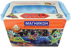 Фото Магникон Конструктор магнитный (MK-48)