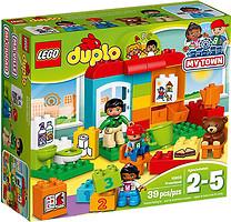 Фото LEGO Duplo Детский сад (10833)