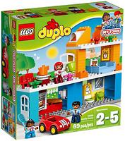 Фото LEGO Duplo Семейный дом (10835)