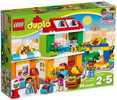 Фото LEGO Duplo Городская площадь (10836)