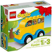 Фото LEGO Duplo Мой первый автобус (10851)
