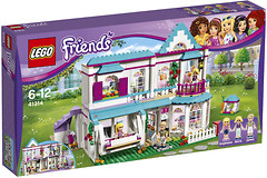 Фото LEGO Friends Дом Стефани (41314)