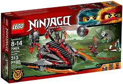 Фото LEGO Ninjago Алый захватчик (70624)